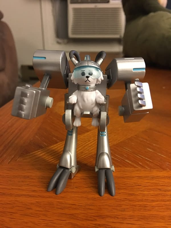 Funko Rick and Morty Figures 4