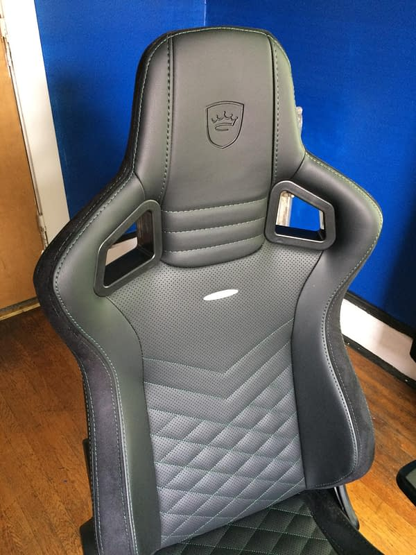 Gaming Like A Bond Villain: We Review Noblechairs' EPIC Series
