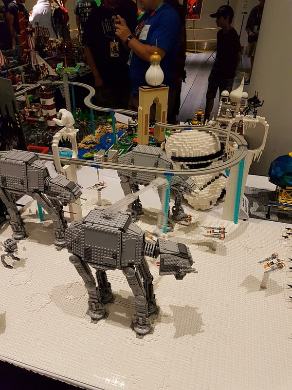 The Kids, The Cosplay And The Lego Of Denver Comic Con