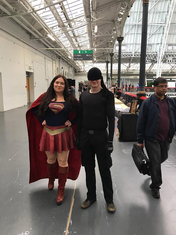 The Cosplay of London Film And Comic Con: Day One