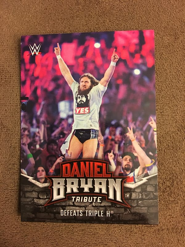 Topps 2017 WWE Heritage Cards 3