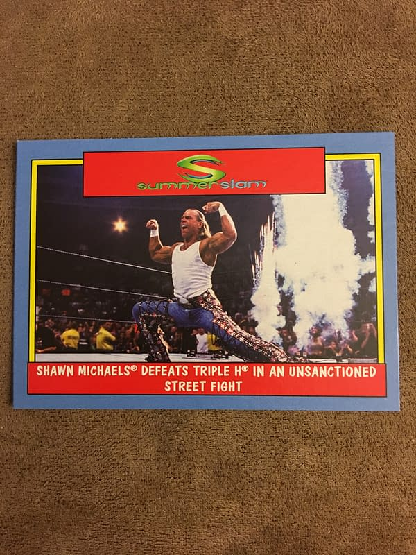 Topps 2017 WWE Heritage Cards 14