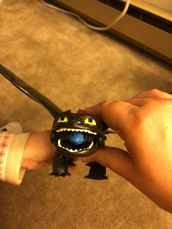 Playmobil Dragons Hiccup and Toothless Playset 5
