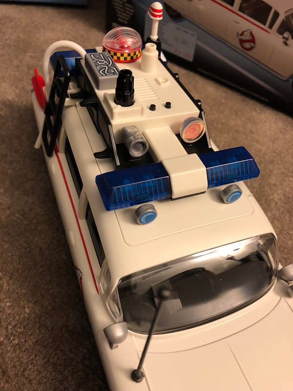 Playmobil Ghostbusters Ecto-1 4
