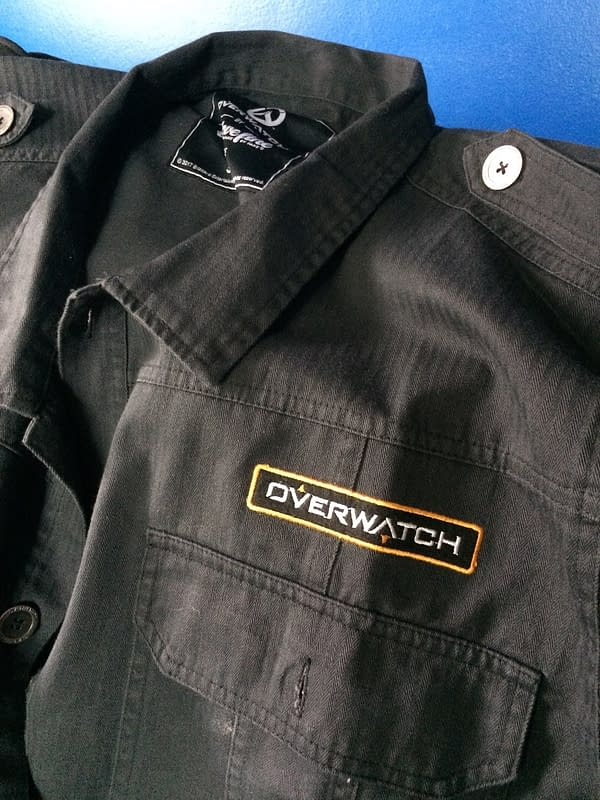 Stylin' & Profilin': We Review The Overwatch Army Jacket