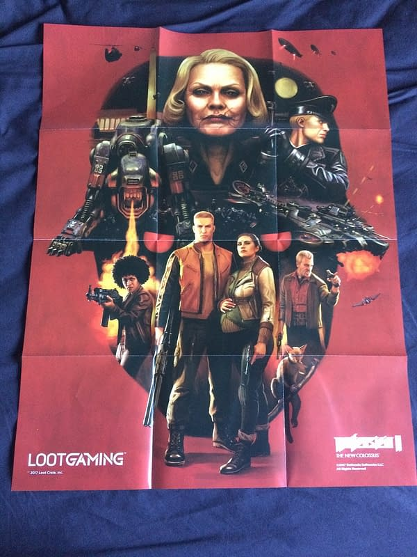 What's In The Box?!: Loot Gaming – December 2017