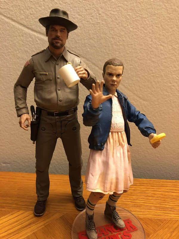 Stranger Things McFarlane Figures 11