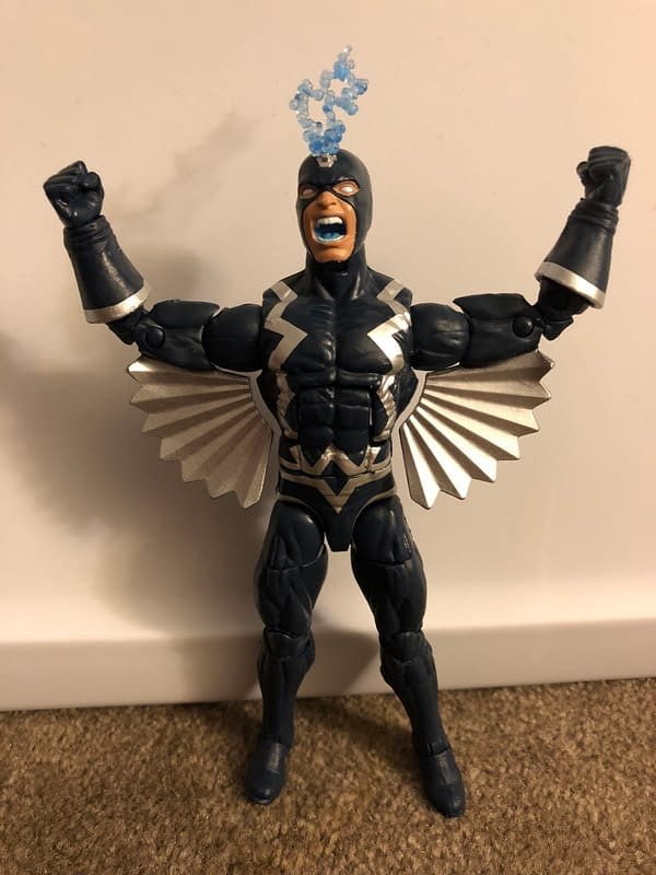 Black Panther Marvel Legends 5