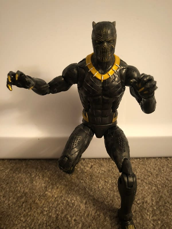 Black Panther Marvel Legends 17