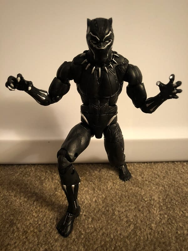 Black Panther Marvel Legends 19