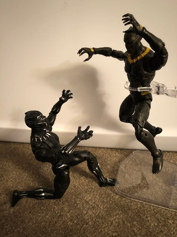 Black Panther Marvel Legends 24