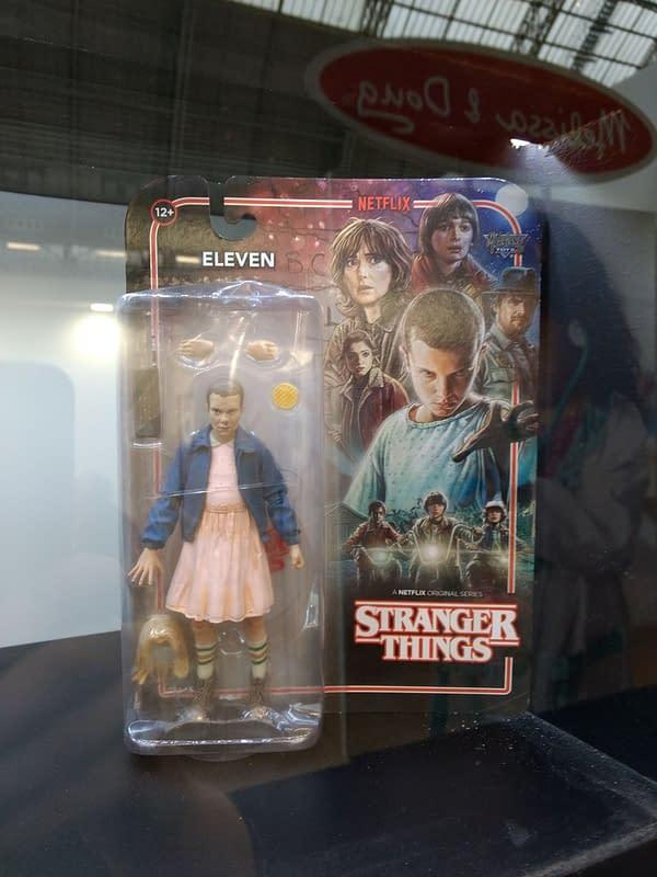 A Sneek Peak at McFarlane Toys's New Stranger Things Ghostbusters Action Figures