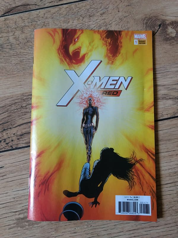 The Politics of Fear: X-Men Red #1, an Advance Review