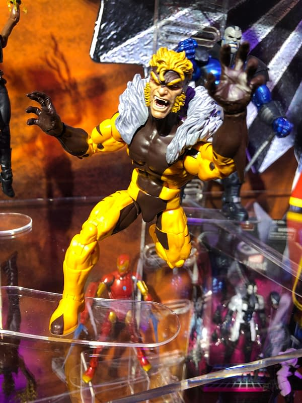 Toy Fair New York: Marvel Legends Reign Supreme, Celebrating 10 Years of the MCU