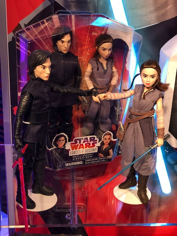 The Star Wars Forces of Destiny Toy Line Is NOT Canceled