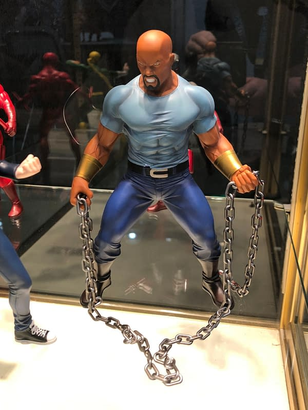 Toy Fair New York: Kotobukiya Continues to Impress