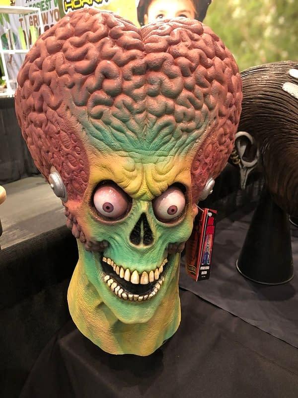 Toy Fair New York: Trick or Treat Studios Halloween Masks are a Horror Fan's Dream