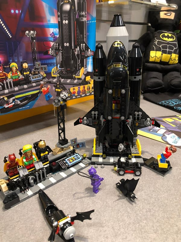 Toy Fair New York: 140+ Shots From the LEGO Booth! Star Wars, Minecraft, Jurassic World, and More!