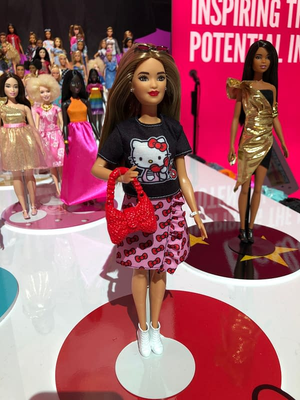 Toy Fair New York: Mattel Shows off New WWE, Barbie, Batman, Jurassic World, Polly Pocket, and More!