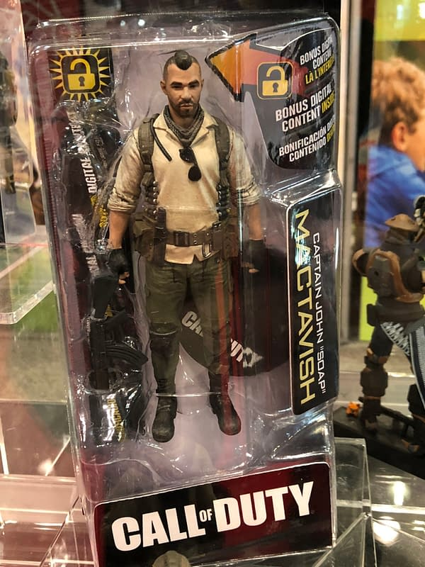 Toy Fair New York: McFarlane Toys Goes to the Upside Down With Stranger Things