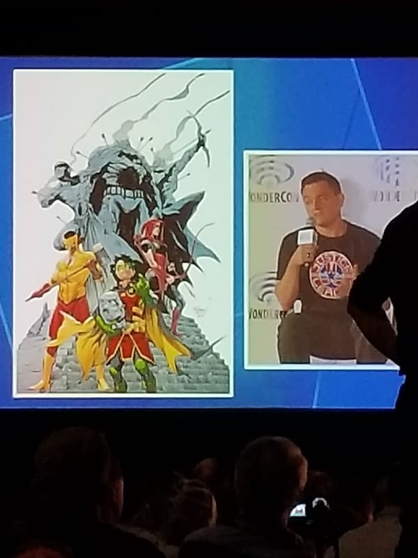 DC Comics Launches Titans and New Titans to Replace Teen Titans at #WonderCon 2018