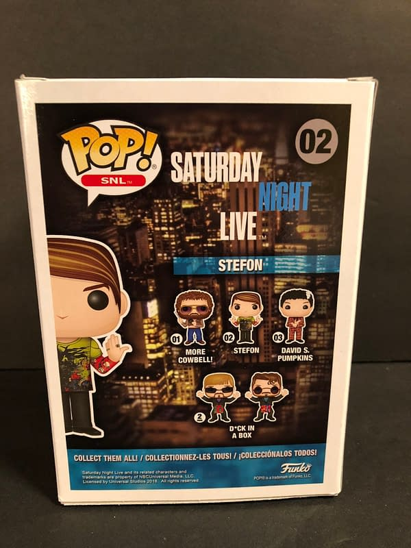 The SNL Stefon Funko Pop Is a Must-Add to Your Collection