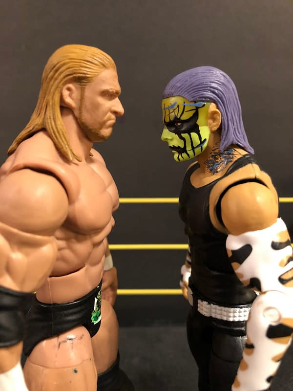 Let's Take a Look at The Mattel WWE Entrance Greats Jeff Hardy
