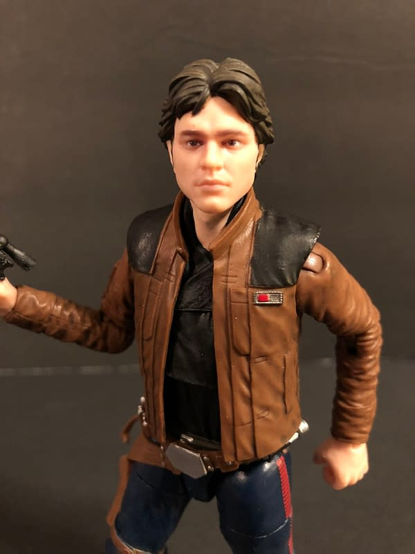 Let's Take A look At Han Solo and Lando Calrissian Star Wars Black Series Figures
