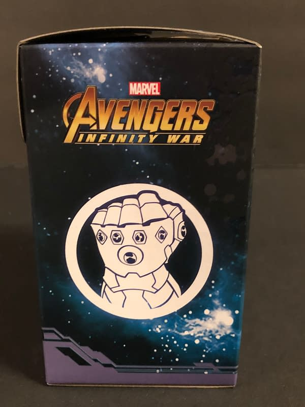 Hot Toys Cosbaby Thanos 3