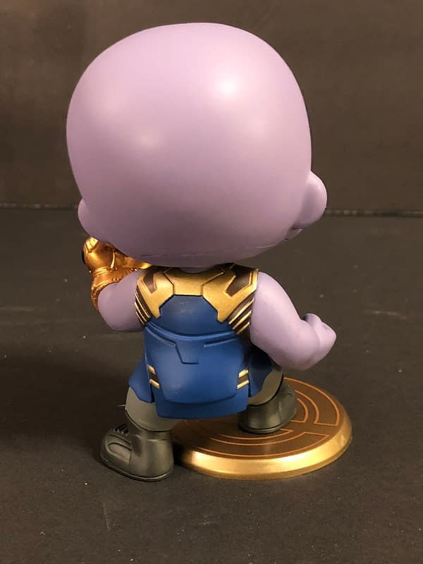 Hot Toys Cosbaby Thanos 9