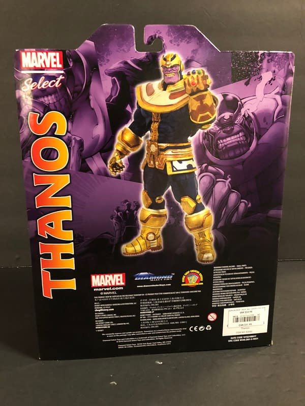 Marvel Select Thanos Disney Exclusive 2