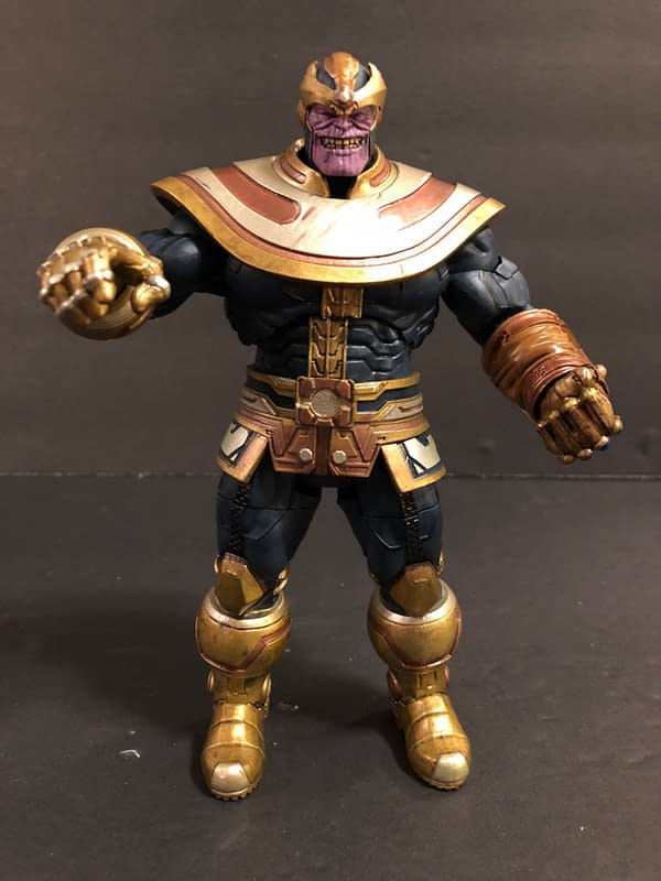 Marvel Select Thanos Disney Exclusive 3