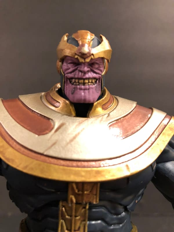 Marvel Select Thanos Disney Exclusive 4
