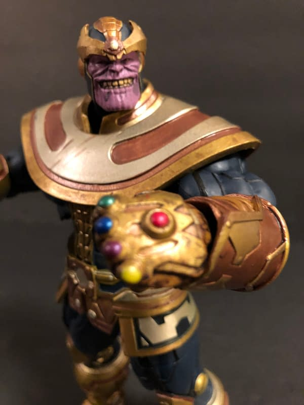 Marvel Select Thanos Disney Exclusive 5