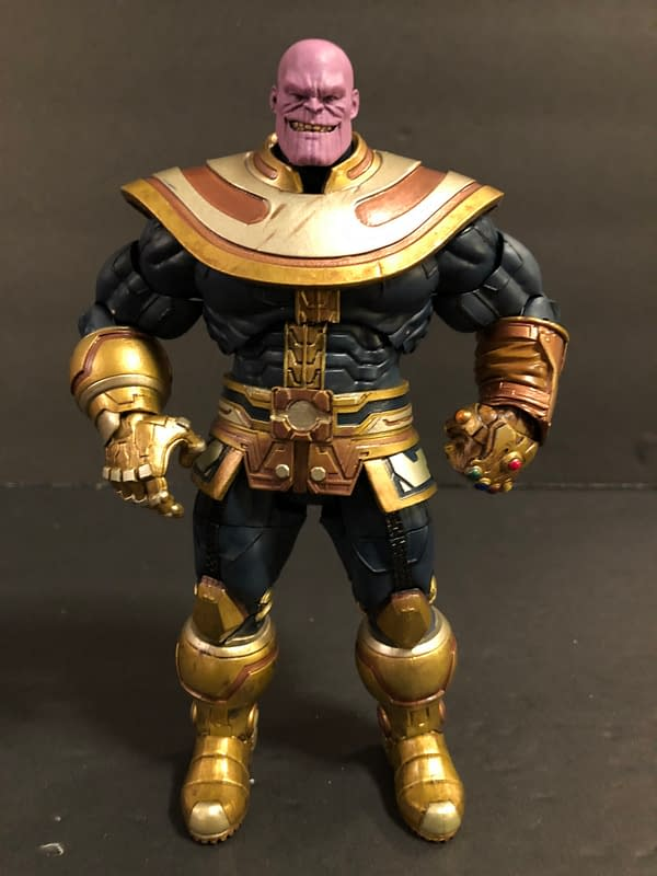 Marvel Select Thanos Disney Exclusive 8