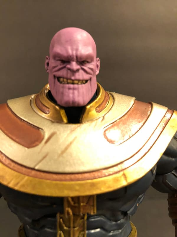 Marvel Select Thanos Disney Exclusive 9