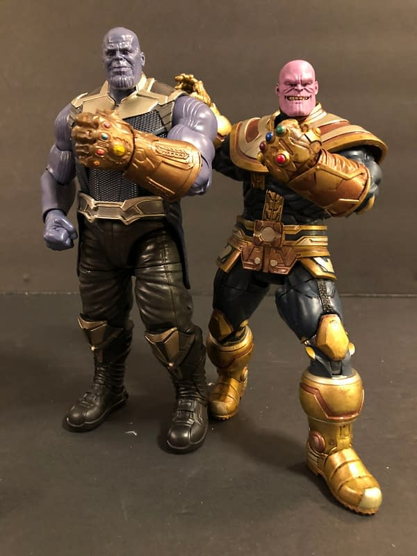 Marvel Select Thanos Disney Exclusive 11