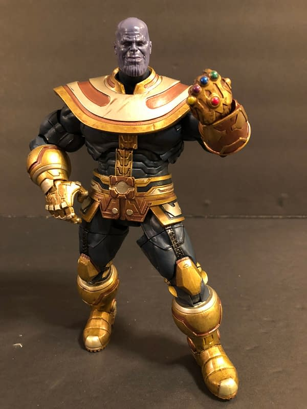 Marvel Select Thanos Disney Exclusive 13
