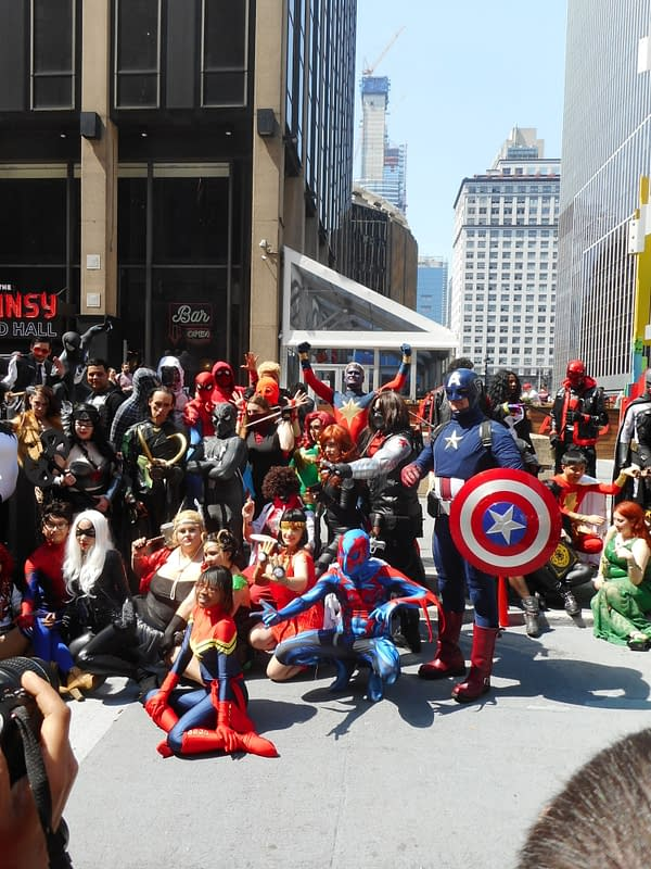 32 Cosplay Shots from Big Apple Comic Con