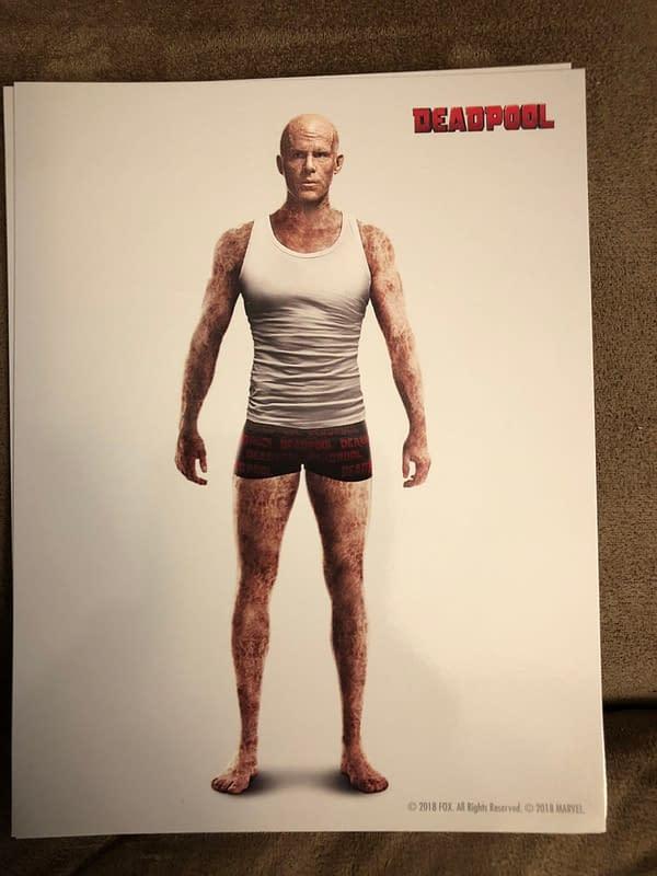 Deadpool Best Buy Exclusive Blu Ray Steelbook 15