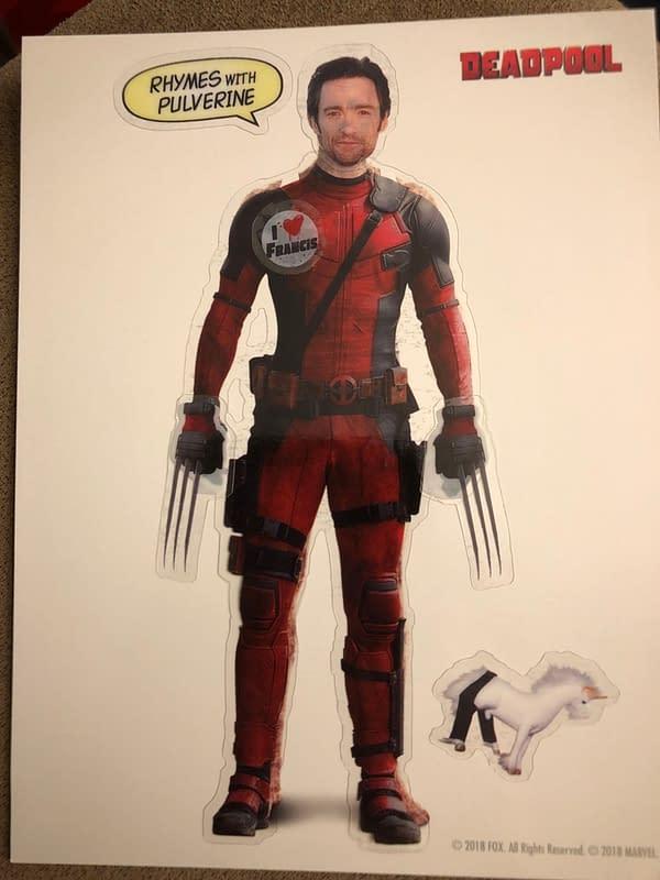 Deadpool Best Buy Exclusive Blu Ray Steelbook 17