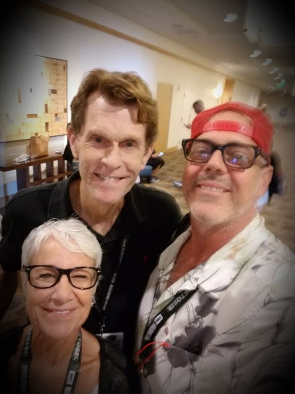 27 Years of Kevin Conroy Batman: Bleeding Cool Interviewed the Voice of Batman at SDCC