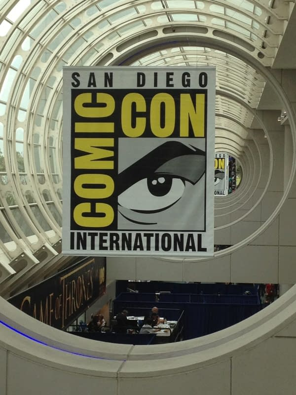 Lying In The San Diego Gutters – 27 Articles From Comic-Con Wednesday