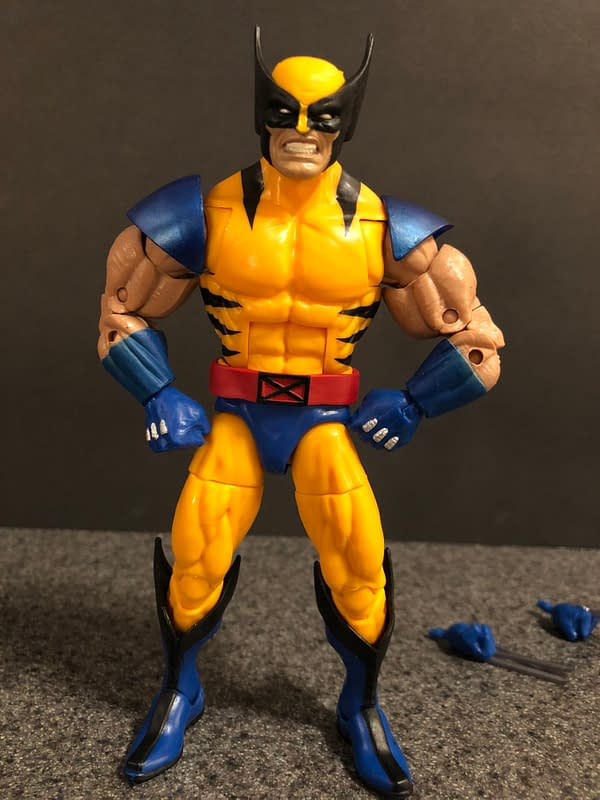 Let's Take a Look at the New X-Men Marvel Legends Wave