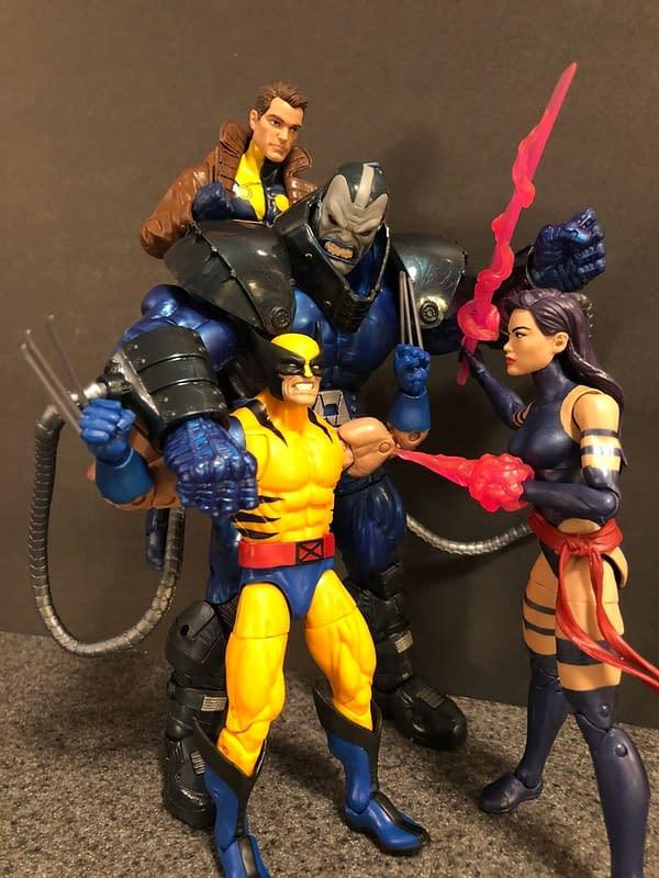 X-Men Marvel Legends 2018 Wave 40