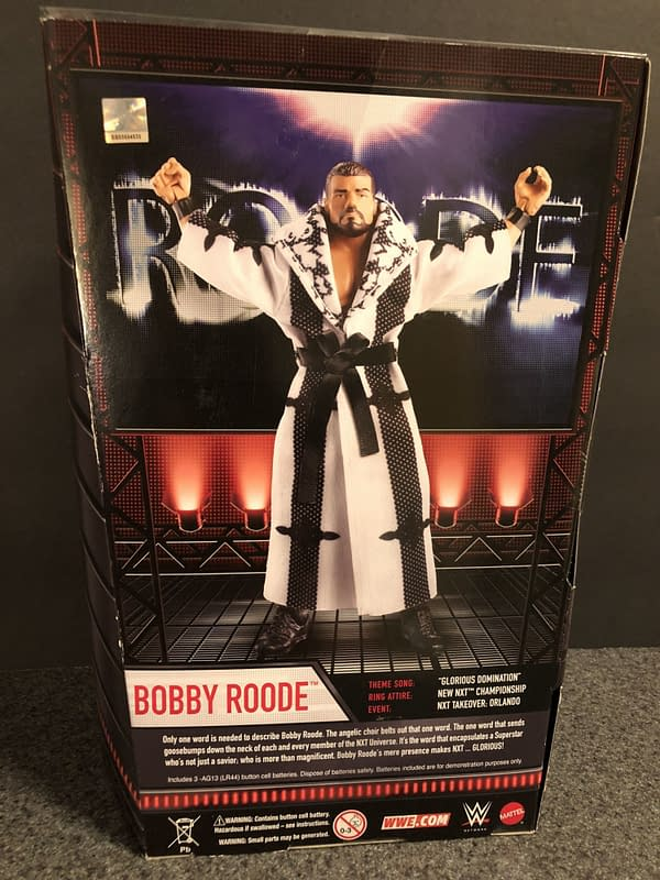 Mattel WWE Entrance Greats Bobby Roode Figure 2