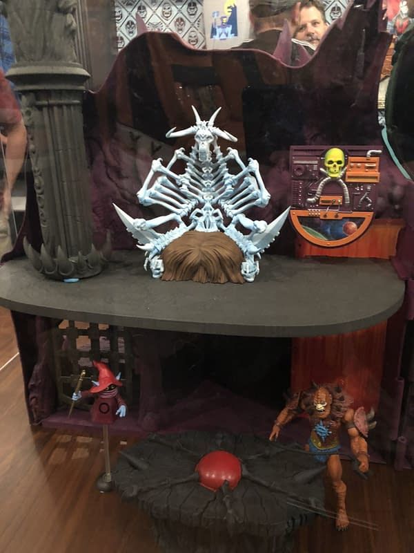 Super7 Masters of the Universe Hordak's Lair 13