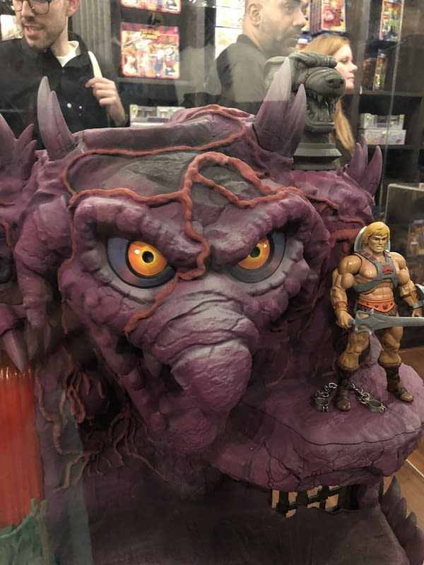 Super7 Masters of the Universe Hordak's Lair 23