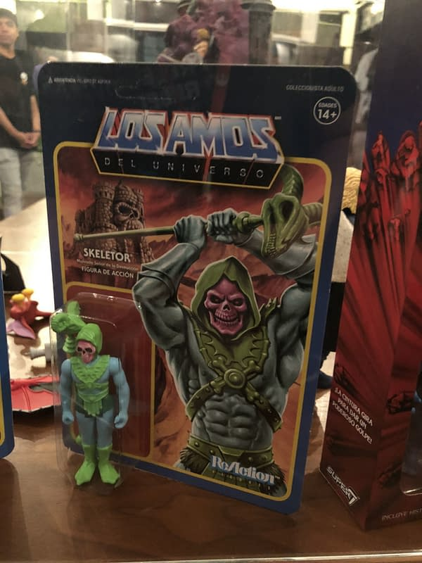 Super7 Masters of the Universe Hordak's Lair 32