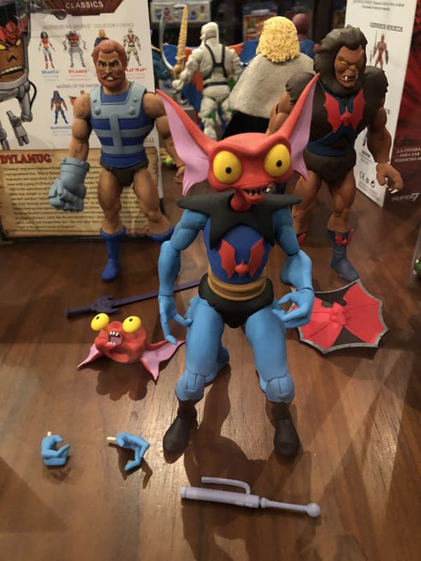 Super7 Masters of the Universe Hordak's Lair 35